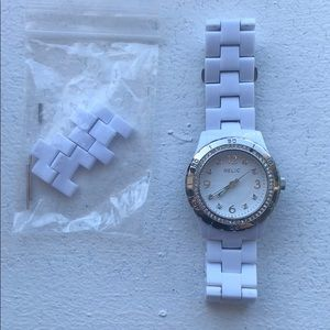 Relic Accessories - White relic watch